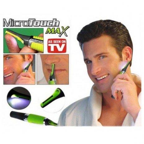 MicroTouch Max zastřihovač vlasů a chloupků