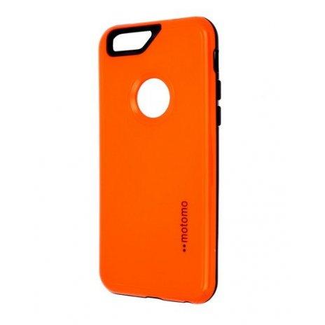 Púzdro Motomo Apple Iphone 6G/6S reflexné oranžové