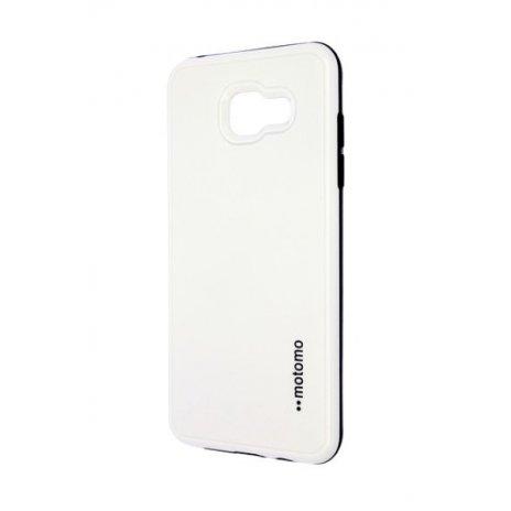 Púzdro Motomo Samsung A510 Galaxy A5 2016 biele