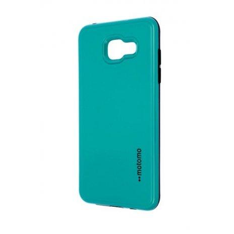 Púzdro Motomo Samsung A510 Galaxy A5 2016 zelené