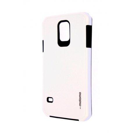 Púzdro Motomo Samsung Galaxy S5 biele