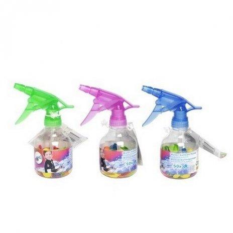 Vodní balónové bomby 50 ks + pumpička