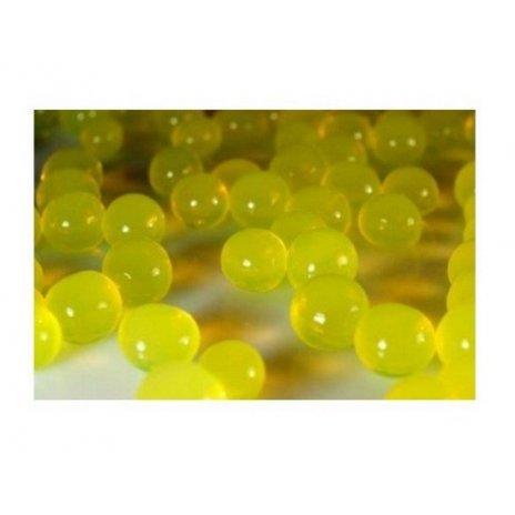 Vodné perly gélové guličky do vázy Žlté