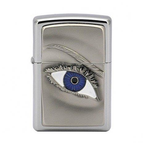 ZIPPO zapaľovač 22896 Woman Eye Emblem