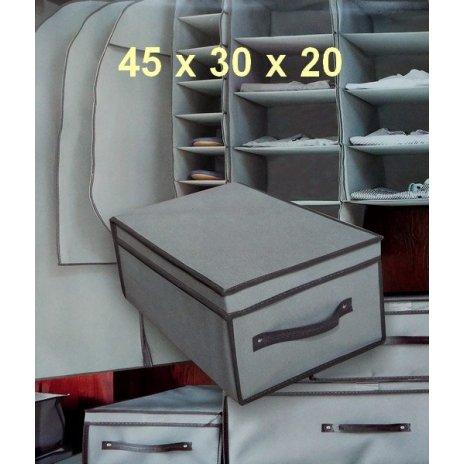 Skladací úložný box 45 x 30 x 20 cm