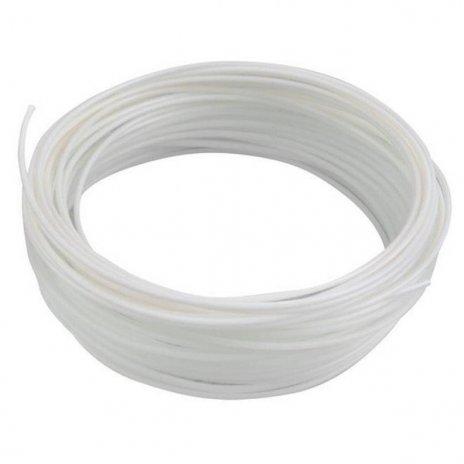 PLA filament pro 3D pero bílá 10 m