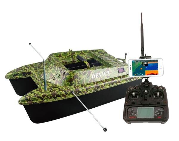 Zavážecí loďka DEVICT Fishing Robot