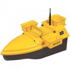 Zavážecí loďka DEVICT Tanker Triple žlutá