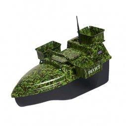 Zakrmovací loď DEVICT Tanker Triple camo