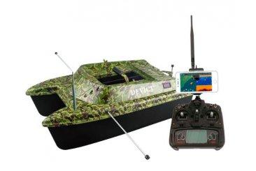 Devict zavážecí loďky Fishing Robot
