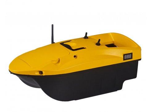 Zavážecí loďka DEVICT Tanker Mono žlutá