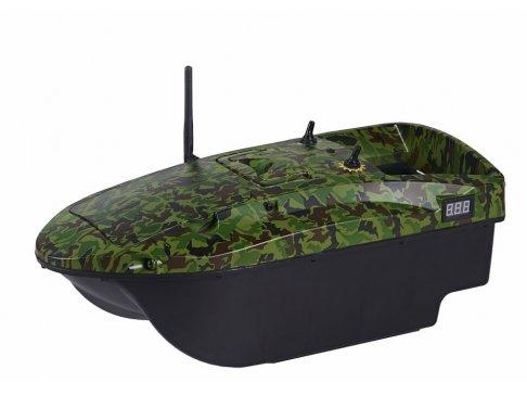 Zavážecí loďka DEVICT Tanker Mono camo