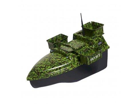 Zavážecí loďka DEVICT Tanker Triple camo
