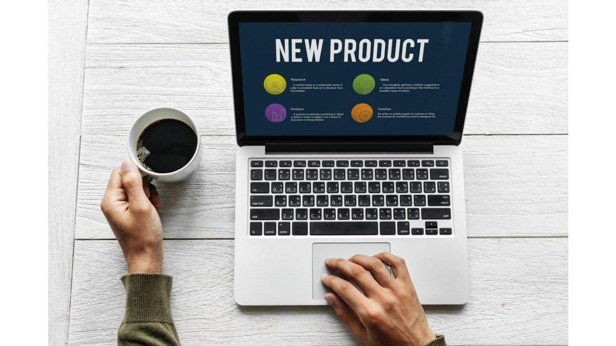 Vytvoření vlastních produktových tříd