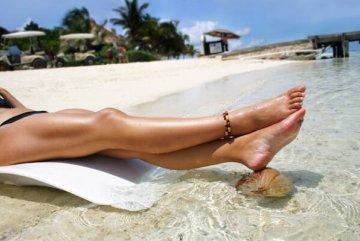 Natürliche Sonnencreme und Sonnenmilch für Kinder und Erwachsene