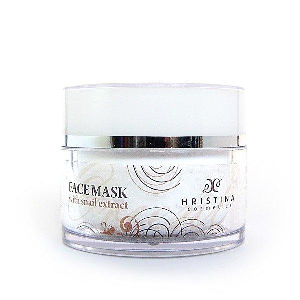 Natürliche Maske mit Schneckenextrakt 100 ml