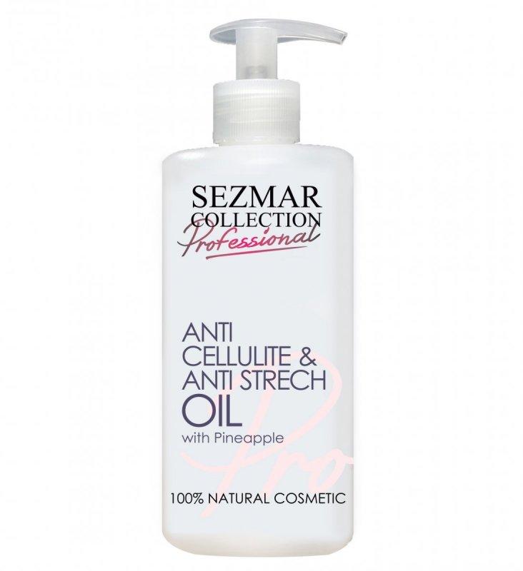 Natürliches Anti-Cellulite-Öl mit Ananas 500 ml