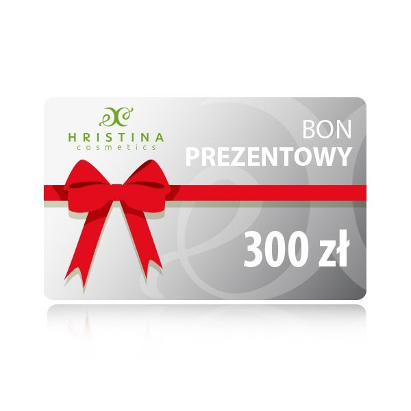 Elektroniczny kupon podarunkowy 300 zł