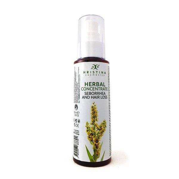 Natürliches Kräuterkonzentrat bei Seborrhoe und Haarausfall 100 ml