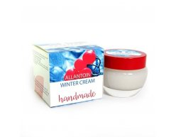 Prírodný ručne vyrobený zimný krém s alantoínom 50 ml
