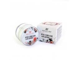 Natürliche festigende Augencreme mit Kaviar 25 ml