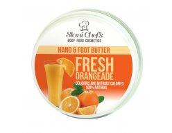 Prírodný krém na ruky a chodidlá čerstvá oranžáda 100 ml