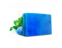 Přírodní ručně vyrobené mýdlo s výtažkem z mořské řasy 100 gr