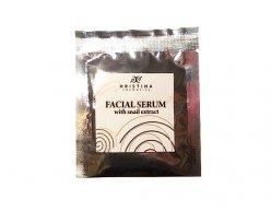 Prírodné zjemňujúce tvárové sérum so slimačím extraktom 5 ml