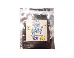 Prírodný šampón a telové mydlo pre bábätká 5 ml