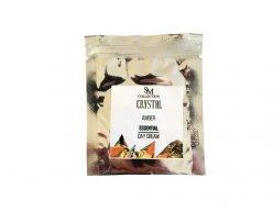 Prírodný jantárový esenciálny denný krém 5 ml