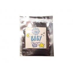 Natürliches Shampoo und natürliche Körperseife für Babys 5 ml