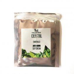 Prírodný denný krém smaragd 5 ml