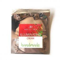Natürliche handgemachte aufhellende Gesichtscreme Tonikum 5 ml