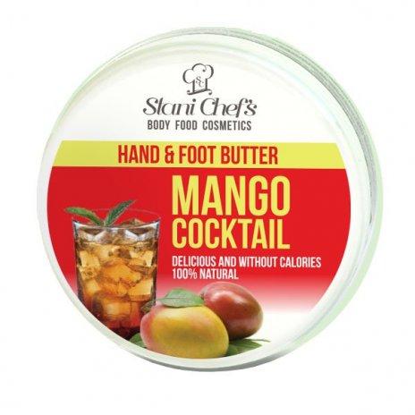 Prírodný krém na ruky a chodidlá kokteil mango 100 ml