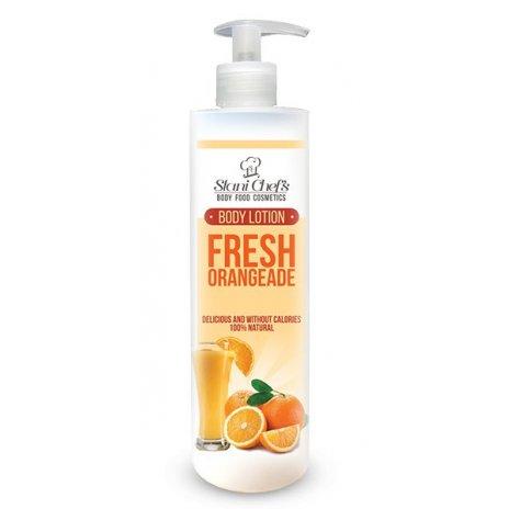 Přírodní tělové mléko čerstvá oranžáda 250 ml
