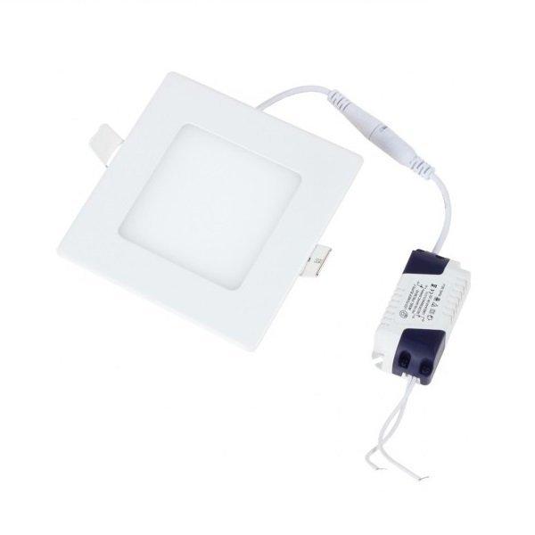 Superled LED panel vestavný 6W 390lm teplá