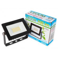 Ledom LED reflektor 10W 700lm denní