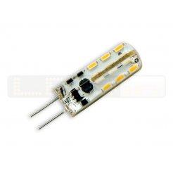 Ledom LED žárovka G4 2W 220lm teplá (20W)