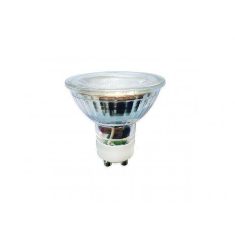 Led Line AKCE: 9 + 1 Led žárovka GU10 5W 410lm teplá (40W)