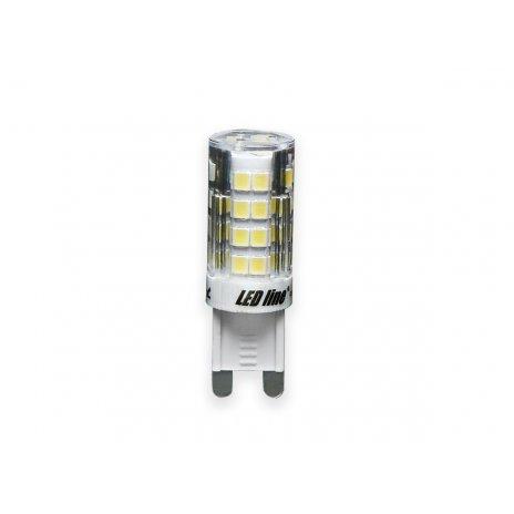 Led Line AKCE: 26 + 4 Led žárovka G9 4W 350lm teplá (40W)