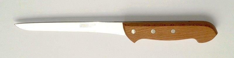 KDS Nůž řeznický 7 dřevo buk - vykosťovací