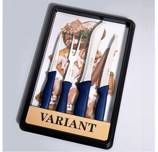 KDS Souprava Variant - maso-modrá