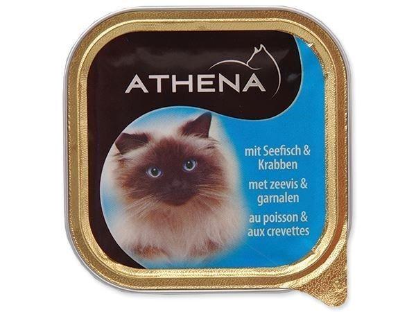 Paštika ATHENA ryba + krab