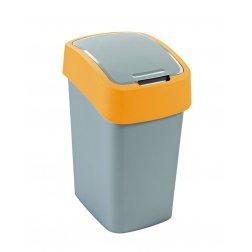 FLIPBIN 25L odpadkový koš - žlutý