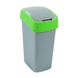 FLIPBIN 50L odpadkový koš - zelený