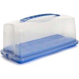 BANQUET Podnos plastový s poklopem 35,9x16,5x14,7cm