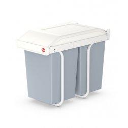 Hailo vestavěný systém na třídění odpadků 2x14L