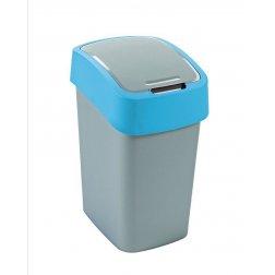 FLIPBIN 25L odpadkový koš - modrý