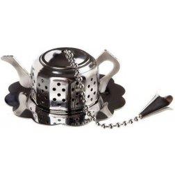 Sítko čajové FESTA, konvička