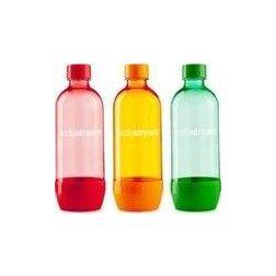 Lahev TriPack 1l ORANGE/RED/GREEN SODAST